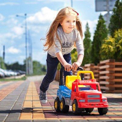 Полесье. Любимые игрушки. Наличие — Каталка-автомобиль — Игрушки и игры