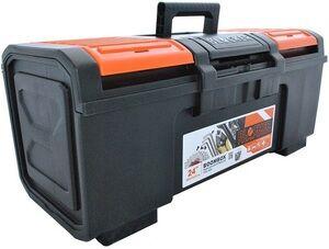 Ящик д/инструментов Boombox19 черный/оранжевый, 15 л,  236 х 480 х 268 мм 1/6