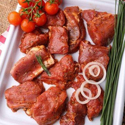 Мясная Долина - только мясо, соль, перец и чеснок! — Шашлык охлажденный — Свинина