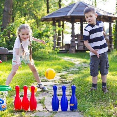 Полесье. Любимые игрушки. Наличие — Спорт, активные игры — Игрушки и игры