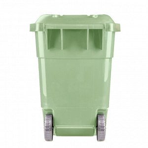 Бак для мусора на колесах / 65 л