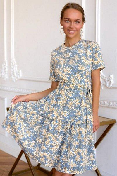 Открытый стиль! Летняя коллекция платьев, есть пристрой — Летняя коллекция