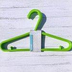 Набор плечиков для легкой одежды одежды 8 шт, р. 44-46