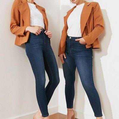Trendy jeans. Самые модные джинсы и футболки — Женские джинсы. Новинки со скидками — Джинсы скинни
