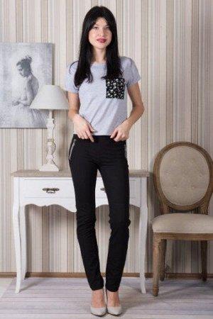 Элегантные брюки с высокой талией  44-46 Размер