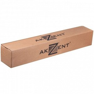 Бумага для плоттера Akzent InkJet, 610мм*45м, 90г/м2, вт. 50,8 мм, 169%