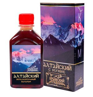 Бальзам Алтайский (с мумие)
