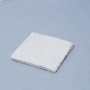 Набор одноразовой посуды «Летний №1», 6 персон, цвет белый
