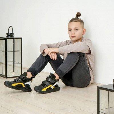 WOOPY Orthopedic Обувь! Правильная обувь — Мальчикам. Демисезон. Кроссовки, кеды — Кроссовки