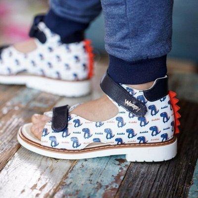 WOOPY Orthopedic Обувь! Правильная обувь — Мальчикам и девочкам Лето, Высокий берец — Сандалии
