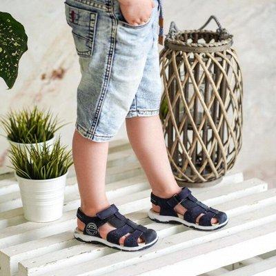 WOOPY Orthopedic Обувь! Правильная обувь — Мальчикам. Лето. Сандалии, мокасины — Сандалии