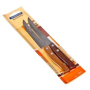 Набор ножей для стейка 2 шт, 12,5 см, нерж. сталь, блистер, TRAMONTINAT tradicional, 1/30