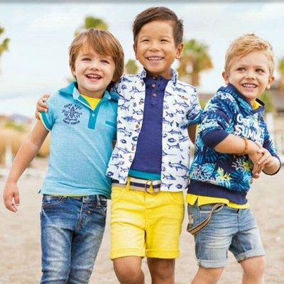 ✔ Decathlon — Осенняя обувь детям — Футболки и майки мальчикам