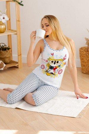 Пижама 04-009 (Сова)