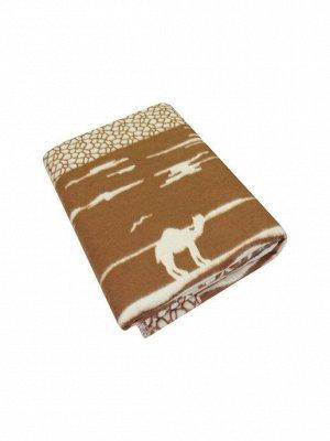 Байковое одеяло «сафари» 212*150
