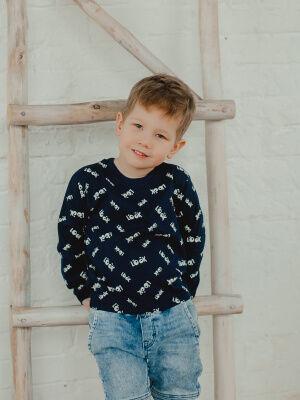 Джемпер Состав: Хлопок 100 %; Материал: Кулирка Джемпер для мальчика выполнена из кулирки - онаэкологична, воздухопроницаема и гипоаллергенна. Ребенок будет чувствовать себя в нем комфортно и уютно.