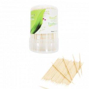 """Зубочистки """"Bamboo Wood"""" / 240 шт."""