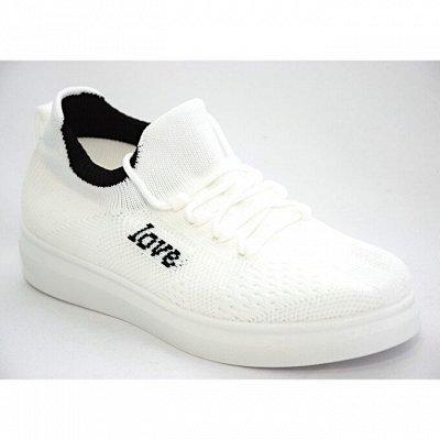 Обувь **Непоседа. Новинки для всей семьи, весна-лето — Подростковая обувь для девочек — Кроссовки