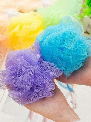 Пенящийся шарик для ванны случайного цвета 1шт
