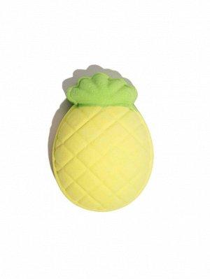 Бомбочка для ванны двухцветная с ароматом ананаса-100g