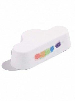 Бомбочка для ванны с эффектом радуги в форме облака-130г
