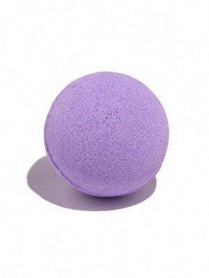 Бомбочка для ванны с ароматом лаванды-120г