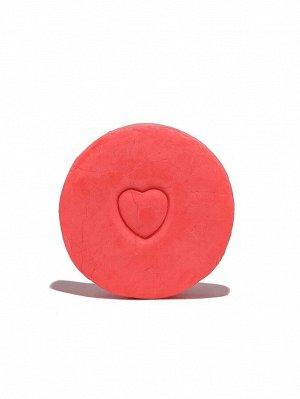Пенный батончик в форме сердца с ароматом жасмина-100g