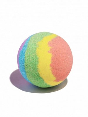 Духи ароматизированная многоцветная бомба для ванны-120г