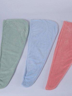 Шапка для сушки волос Ванное полотенце