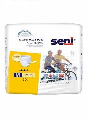 Трусики впитывающие Seni Active Normal Medium, 30 шт./уп.