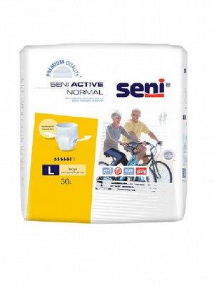 Трусики впитывающие Seni Active Normal Large, 30 шт./уп.