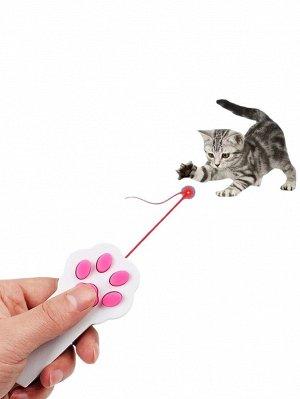 1шт лазерная палочка для розыгрышей кошек