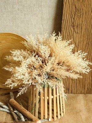 6шт искусственное декоративное растение