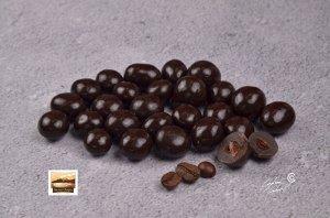 Кофейные зерна в ТЕМНОЙ шок. глазури