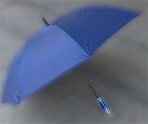 Зонт-трость мужской полуавтомат d118 х 96