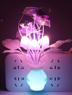 Настенный светильник в форме искусственного цвета