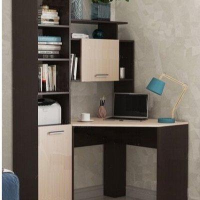 Мебель от производителя. Комоды и тумбы от 3483 руб — Столы письменные и компьютерные — Мебель