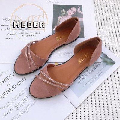 🔆Будь стильной этим летом🔆Футболки - 232 руб! НОВИНКИ 2021 — Босоножки / туфли — Для женщин