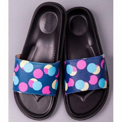 ТМ *РусБубон*. Шапочек много не бывает — Женская обувь — Пантолеты, шлепанцы
