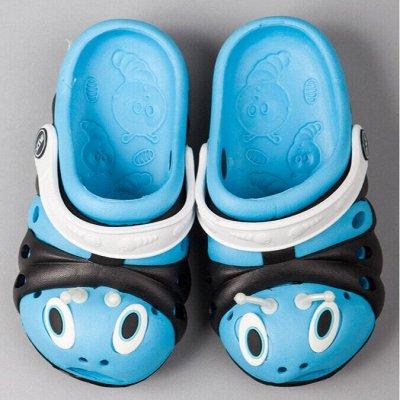 ТМ *РусБубон*. Шапочек много не бывает — Детская обувь — Шлепанцы