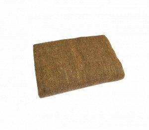Одеяло полушерстяное 100*140см. Плотность 400 г/м2 (Песочный)
