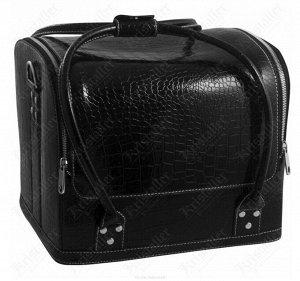 Сумка-чемодан для маникюра Crocodile