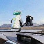 Гравитационный автомобильный держатель HOCO CAD01 Easy-Lock