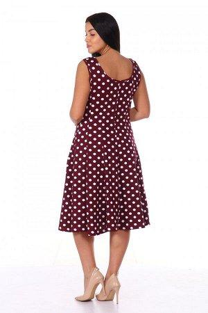 Платье Ткань: Кулирка; Состав: 100% хлопок; Размеры: 46, 48, 50, 52, 54, 56