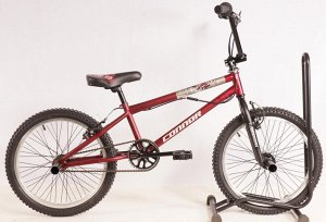 """Велосипед CONNOR CLASH 20"""" C18B603-20 (бордовый)"""