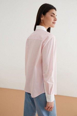 Блузка жен. Slowy светло-розовый