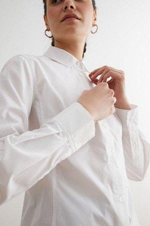Блузка жен. Dogin белый