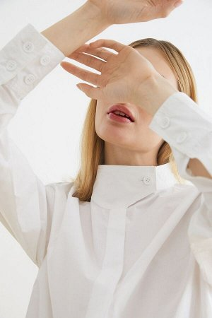 Блузка жен. Fruta белый