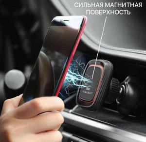 Магнитный автомобильный держатель Earldom EH49 Black Черный