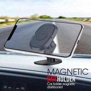 Магнитный автомобильный держатель Earldom EH70 Black Черный